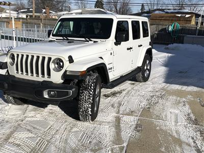 2018 Jeep Wrangler Unlimited lease in Sterling Heights,MI - Swapalease.com