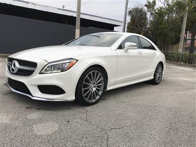 2016 Mercedes-Benz CLS-Class lease in miami,FL - Swapalease.com