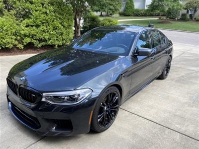 2018 BMW M5 lease in Cary,NC - Swapalease.com