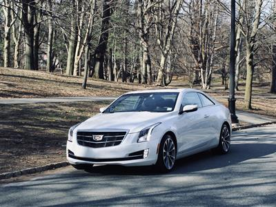 2017 Cadillac ATS lease in Nutley,NJ - Swapalease.com