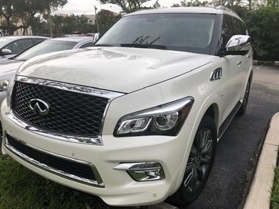 2017 Infiniti QX80 lease in Delray Beach,FL - Swapalease.com
