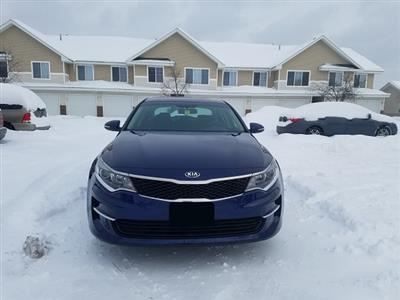 2018 Kia Optima lease in Eagan,MN - Swapalease.com
