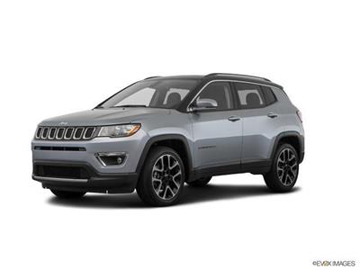 2018 Jeep Compass lease in Grand Rapids,MI - Swapalease.com