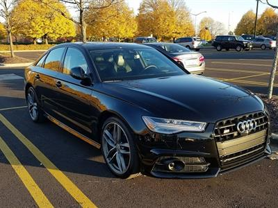 2016 Audi S6 lease in Chicago,IL - Swapalease.com