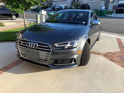 2018 Audi S4 lease in Trabuco Canyon,CA - Swapalease.com