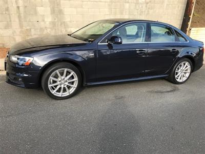 2016 Audi A4 lease in Monterey Park ,CA - Swapalease.com