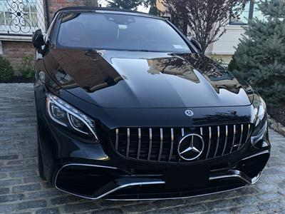 2019 Mercedes-Benz S-Class Cabriolet lease in Bellmore,NY - Swapalease.com