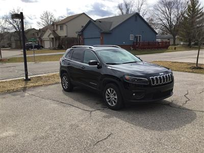 2019 Jeep Cherokee lease in Livonia,MI - Swapalease.com