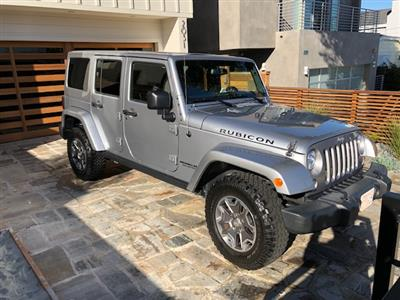 2017 Jeep Wrangler Unlimited lease in HERMOSA BEACH,CA - Swapalease.com