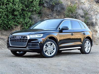 2018 Audi Q5 lease in Pasadena ,CA - Swapalease.com