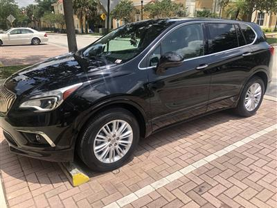 2017 Buick Envision lease in Miramar,FL - Swapalease.com
