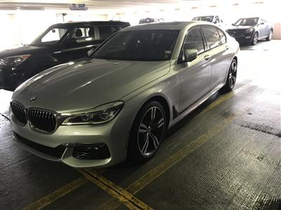 2016 BMW 7 Series lease in Shelby Township,MI - Swapalease.com