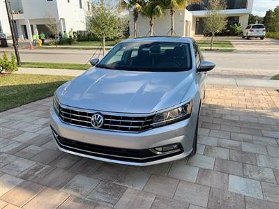 2017 Volkswagen Passat lease in Weston,FL - Swapalease.com