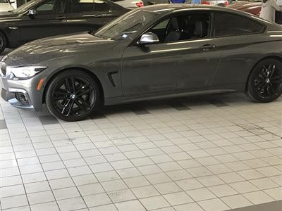 2018 BMW 4 Series lease in Euless,TX - Swapalease.com