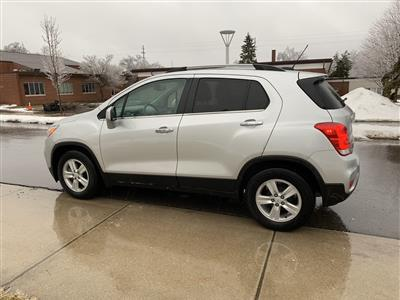 2017 Chevrolet Trax lease in Byron Center ,MI - Swapalease.com