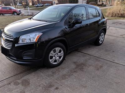 2016 Chevrolet Trax lease in Loveland,OH - Swapalease.com