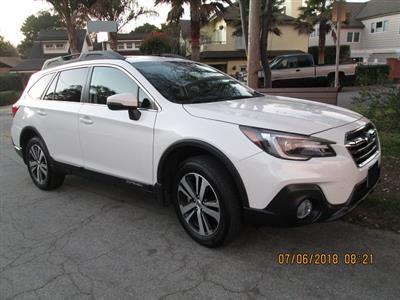 2018 Subaru Outback lease in Capitola,CA - Swapalease.com