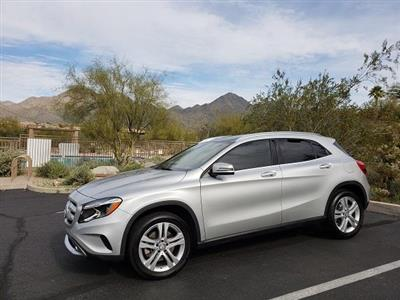 2017 Mercedes-Benz GLA SUV lease in Scottsdale,AZ - Swapalease.com