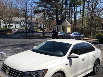 2018 Volkswagen Passat lease in Roswell,GA - Swapalease.com