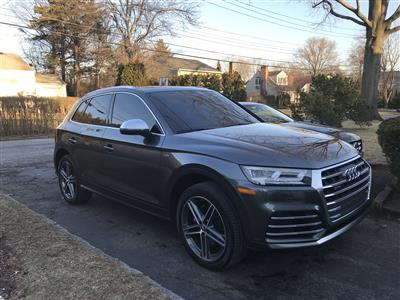 2018 Audi SQ5 lease in Scarsdale,NY - Swapalease.com