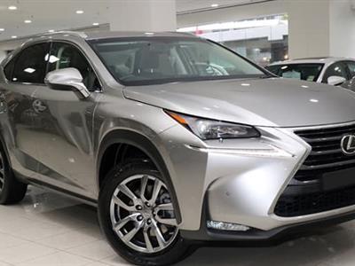 2017 Lexus NX 200t lease in Ben Wheeler,TX - Swapalease.com