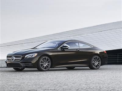 2016 Mercedes-Benz S-Class Coupe lease in Greenville,SC - Swapalease.com