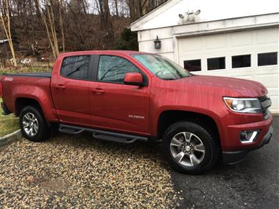 2018 Chevrolet Colorado lease in Norwalk,CT - Swapalease.com