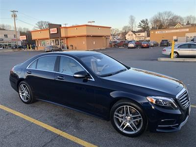 2017 Mercedes-Benz S-Class lease in Mansfield,MA - Swapalease.com