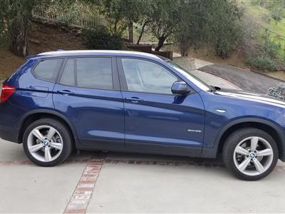 2017 BMW X3 lease in Sunland,CA - Swapalease.com