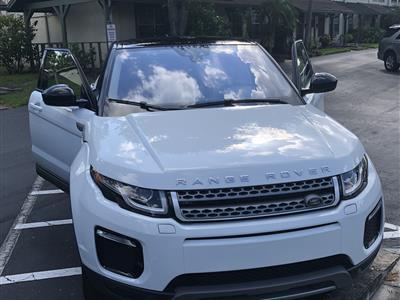 2018 Land Rover Range Rover Evoque lease in Orlando,FL - Swapalease.com