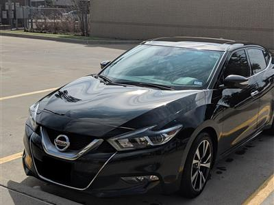 2017 Nissan Maxima lease in McKinney,TX - Swapalease.com