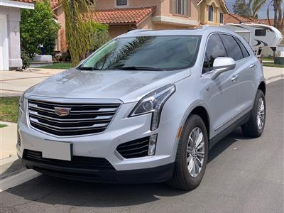 2017 Cadillac XT5 lease in Camarillo,CA - Swapalease.com