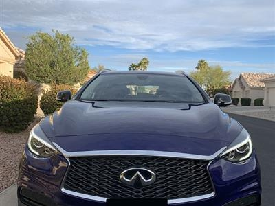 2017 Infiniti QX30 lease in Goodyear,AZ - Swapalease.com