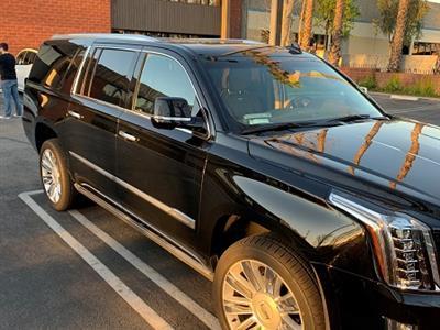 2017 Cadillac Escalade ESV lease in Encino,CA - Swapalease.com