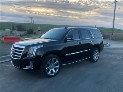 2018 Cadillac Escalade lease in Mountain House,CA - Swapalease.com
