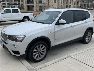 2017 BMW X3 lease in Austin,TX - Swapalease.com