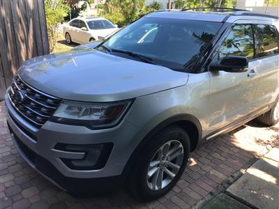 2017 Ford Explorer lease in Fort Lauderdale,FL - Swapalease.com