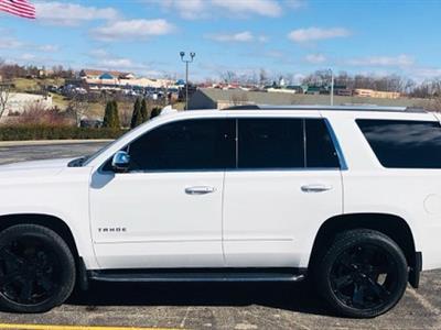 2018 Chevrolet Tahoe lease in Cincinnati,OH - Swapalease.com