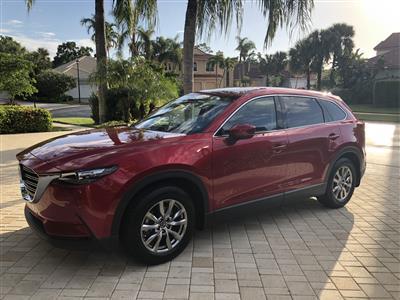 2018 Mazda CX-9 lease in Boca Raton,FL - Swapalease.com