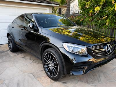 2018 Mercedes-Benz GLC-Class Coupe lease in San Mateo,CA - Swapalease.com