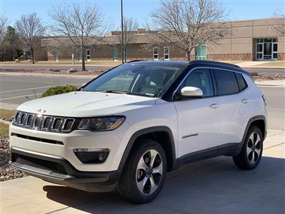 2018 Jeep Compass lease in St. George,UT - Swapalease.com