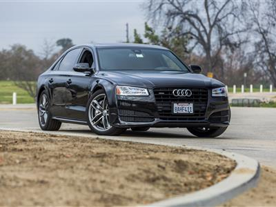2017 Audi A8 L lease in North Hollywood,CA - Swapalease.com