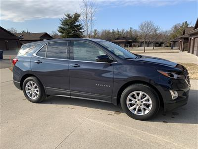 2018 Chevrolet Equinox lease in Traverse  City,MI - Swapalease.com