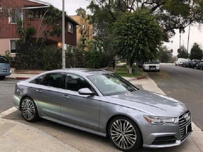 2017 Audi A6 lease in Los Angeles,CA - Swapalease.com