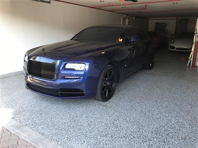 2017 Rolls-Royce Wraith lease in Beverly Hills,CA - Swapalease.com
