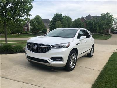 2018 Buick Enclave lease in Rochester,MI - Swapalease.com