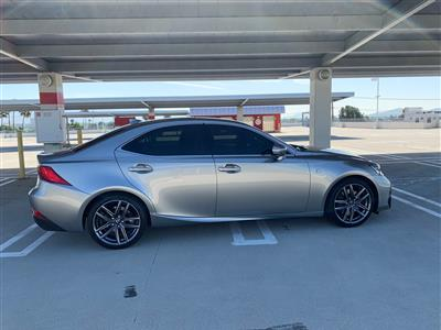 2018 Lexus IS 300 F Sport lease in Winnetka,CA - Swapalease.com