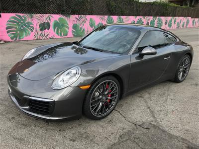 2018 Porsche 911 lease in West Hollywood,CA - Swapalease.com