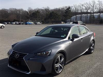 2018 Lexus IS 300 lease in Fresh Meadows,NY - Swapalease.com