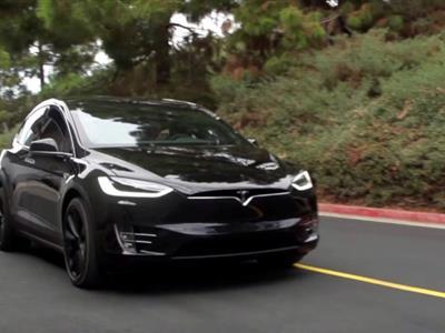 2017 Tesla Model X lease in Los Angeles,CA - Swapalease.com